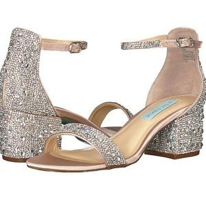 Blue by Betsey Johnson  shoes